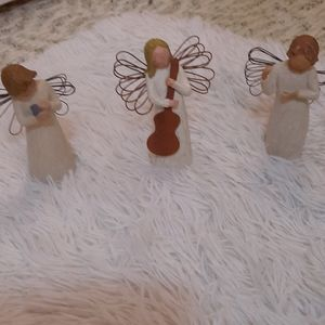 Bundle of Willow Tree Figurines